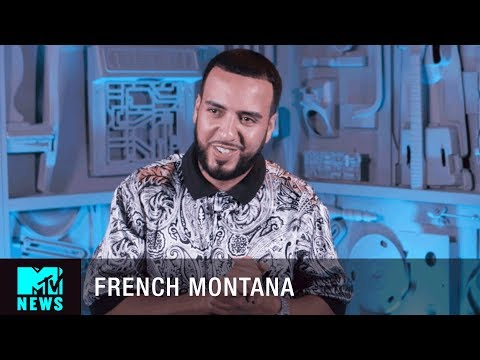 French Montana Talks Working w/ Pharrell on 'Bring Dem Things' | MTV News