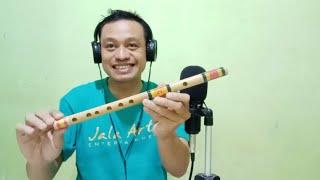 Bukan Yang pertama - Mega mustika - tes suling bambu nada C - Akang Cod