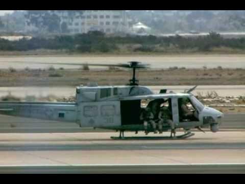 2009 MCAS Miramar Airshow - Marine Air-Ground Task Force Demonstration