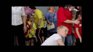 В Братске прошли олимпийские игры для дошкольников