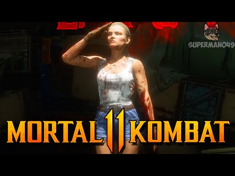 """YOU BLEW IT! My Worst Fail In A While... - Mortal Kombat 11: """"Sonya"""" Gameplay"""