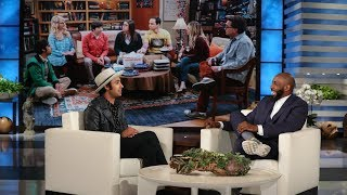 Kunal Nayyar Has a Hangover and Is Emotional After 'The Big Bang Theory' Series Finale