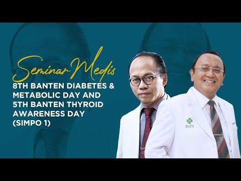 8th Banten Diabetes & Metabolic Day and 5th Banten Thyroid Awareness Day (SIMPO 1)
