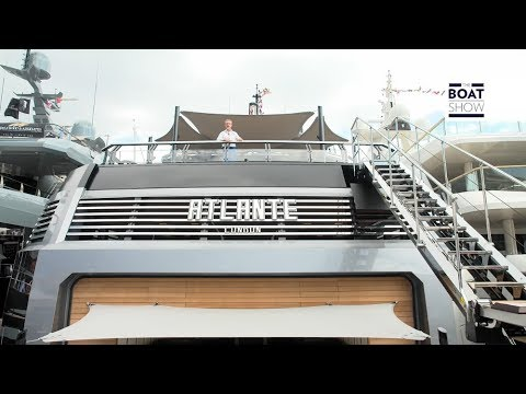 [ITA] CRN M/Y ATLANTE - Superyacht Tour & Interni- The Boat Show