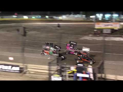 Lemoore Raceway Cal Cup Jr Sprint Heat 1B 10/12/18 - Cash