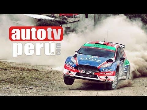 Auto 2015 | Nicolás Fuchs Y Jorge Martínez En El WRC Rally México