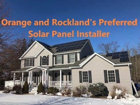 Orange and Rockland Solar