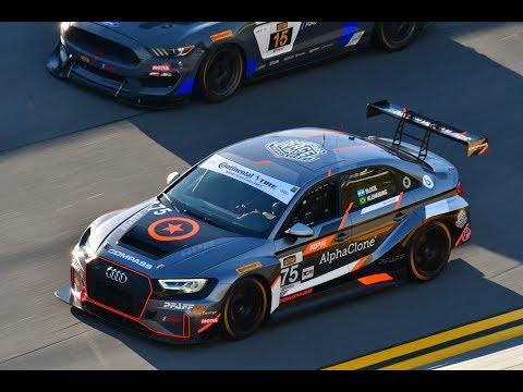 R-Aces.com - BMW Endurance Challenge At Daytona - Continental Tire Sportscar Challenge - Race 1