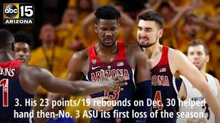 Five things Suns fans should know about Deandre Ayton - ABC15 Sports thumbnail