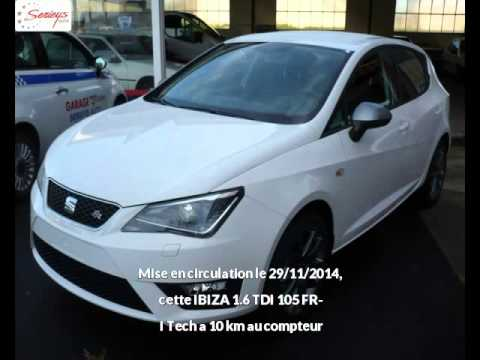 seat ibiza diesel neuve 16390 youtube. Black Bedroom Furniture Sets. Home Design Ideas