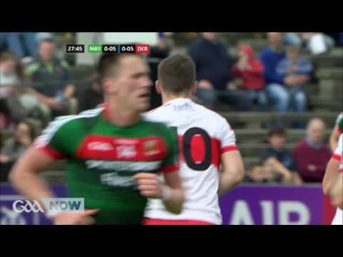 Mayo v Derry FT - GAANOW Highlights