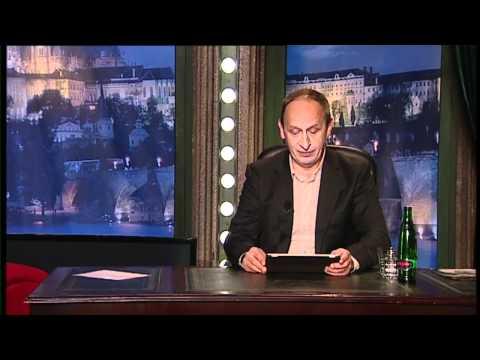 Show Jana Krause 15. 4. 2011 - Stalo se (Oliver Cromwell - 1653)