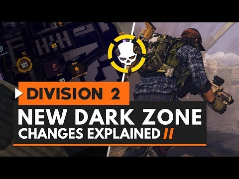 Division 2 | Dark Zone Changes Explained - Multiple Zones, Occupied State & More!