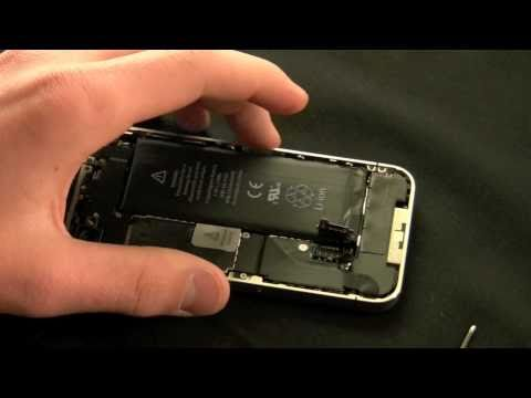 iPhone 4 Screen Replacement Disassembly and Reassembly - FULL WALKTHROUGH