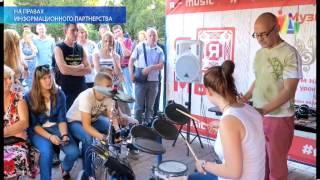 Фестиваль творчества приглашает новосибирцев  - Аадем.Тв 20.08.2015