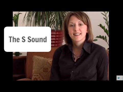 How to Pronounce the English S sound /s/ - Pronunciation Lesson