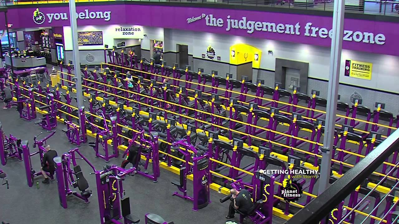 how to open a planet fitness