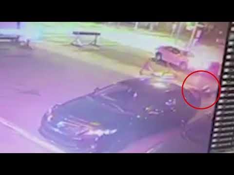 Edmonton Police release video of terror attack