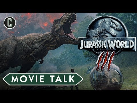 Jurassic World 3 Announced with Pacific Rim Uprising Writer - Movie Talk