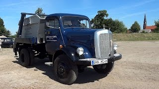Mercedes Truck LKW Sound