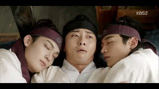 [Bromance] V & Jin (BTS) - Even If I Die It's You || Hwarang OST MV