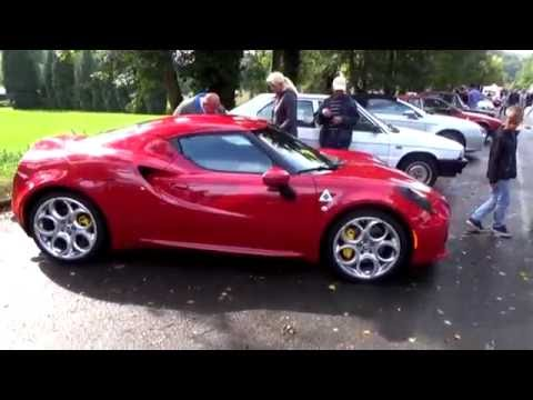 AR4C-OC @ Italian Classic Car Meeting - Esneux 2016 !