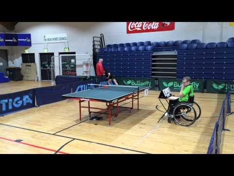 Marta Zareba vs. Rebecca Finn , Irish Senior Classification 2014