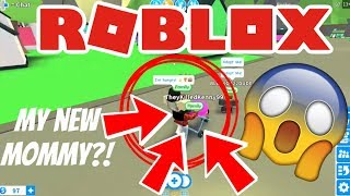 ROBLOX Episode 3: GETTING ADOPTED IRL?!?!