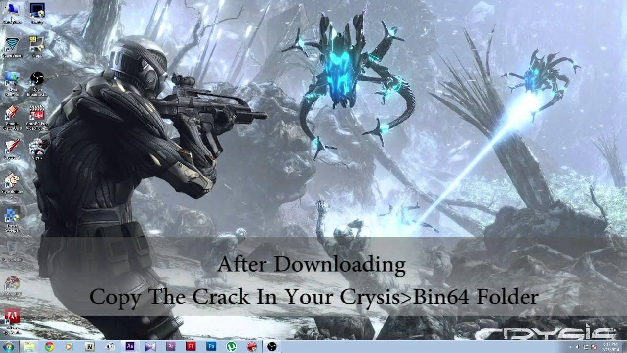 crysis crack 64 bit windows 8