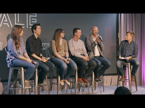 Design+ Scale - Featuring design leaders at large companies - Hosted by InVision