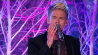 Erik Grönwall - Higher Live Vinterkrysset 2010