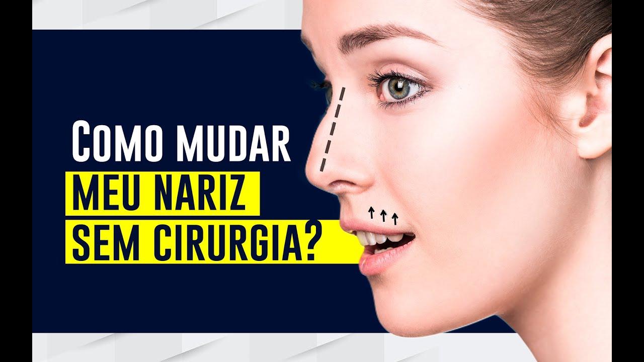 Download Como MUDAR meu NARIZ SEM CIRURGIA?   Dr Vitor Erlacher