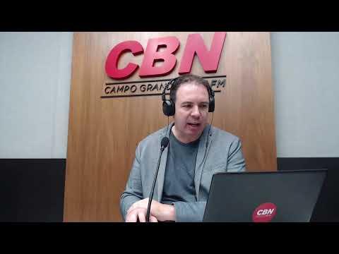 CBN Campo Grande (29/07/2020) - com Ginez Cesar