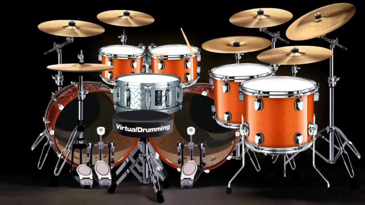 Online Virtual Drum Kit