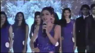 Hottest  Model  Boldness in fashion show patna