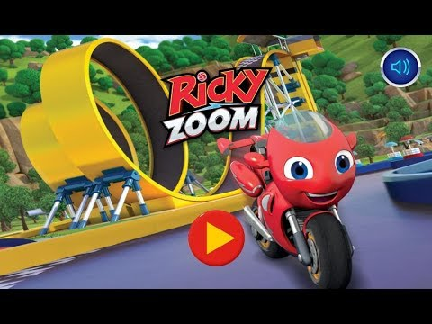 Ricky Zoom Wheelford Wheelies (Рики Зум: Прыжки на мотоцикле)