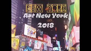 Hyunae Kang at Art New York 2018