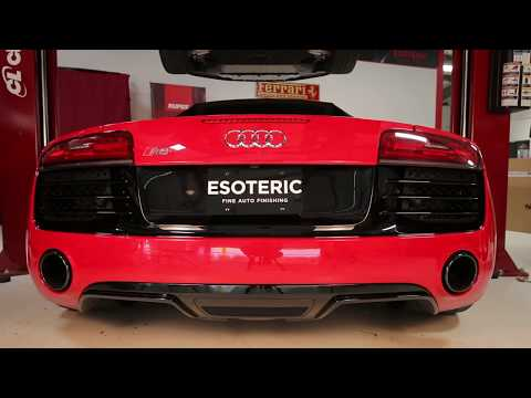 Thumbnail: Audi R8 - Fabspeed Valvetronic Suspersport X-Pipe Exhaust System