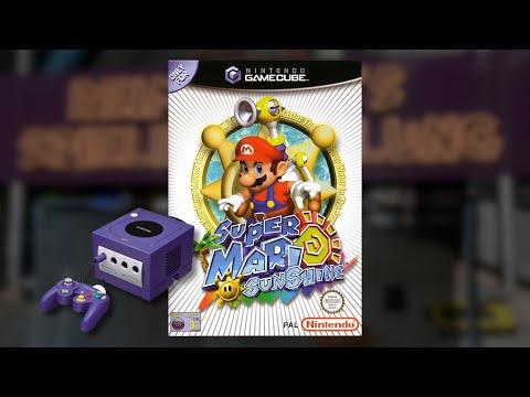 Gameplay : Super Mario Sunshine [GameCube]