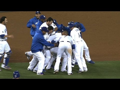Furcal rips a walk-off double to win it