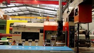 Jsw100 - Vented Barrel Machine Moulding 200ml Wine Glass