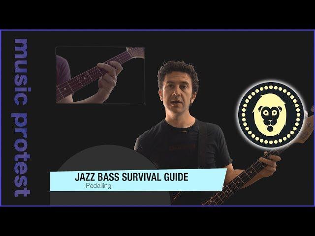 Jazz Bass: Pedalling