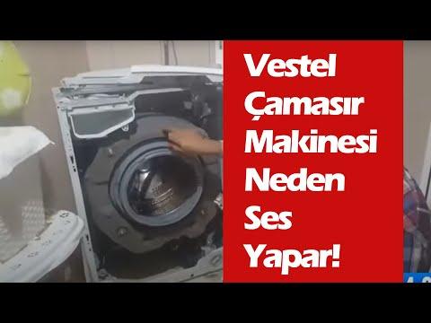 Vestel Çamaşır Makinesi Sıkarken Ses Yapıyorsa? Çamaşır Makinesi Sıkarken Tıkırtı Yapıyorsa!