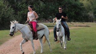 Horseback Riding at BlissWood Ranch