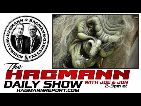 The Hagmann Daily Show 2018 - May 02, 2018 : Witches In The Vatican