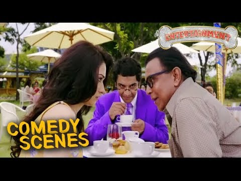 Akshay Kumar, Tamannaah Bhatia Comedy Scenes | Back To Back Comedy | Entertainment | HD