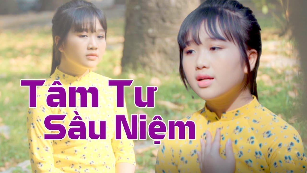 Tâm Tư Sầu Niệm - Ngọc Diệp | Nhạc Vàng Bolero với giọng hát Bolero Nhí vô cùng ngọt ngào