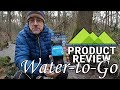 Water-to-Go Water Filter. 0.75l Water Bottle Filtration Review