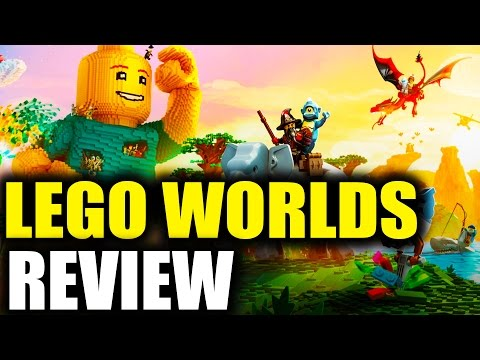 Lego Worlds Review - Is It Worth It?