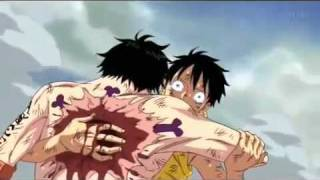 The Death Of Portgas D. Ace - One Piece (HQ) (360p)